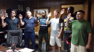 Union Meeting @ IBEW Local Union 553
